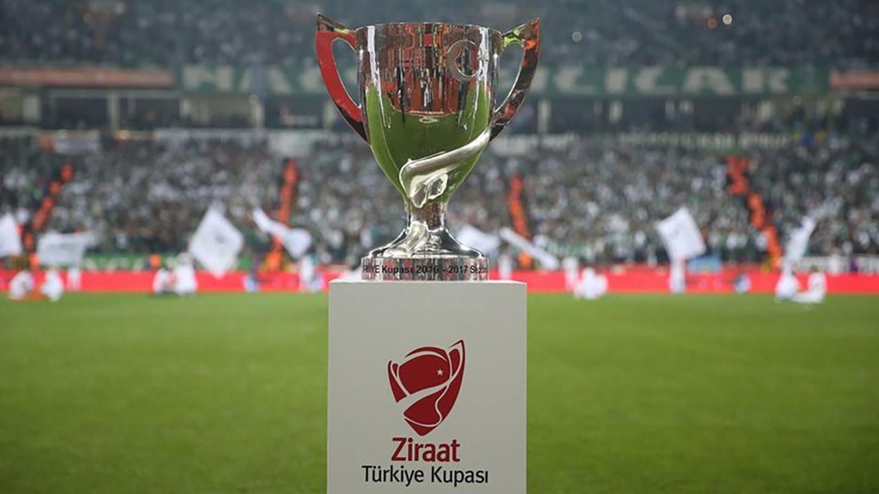 Ziraat Türkiye Kupası final maçında için karar!