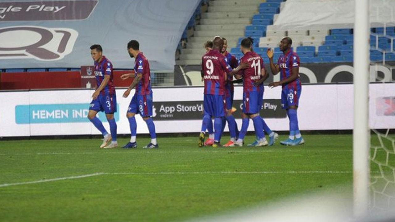 Trabzonspor 2 Gençlerbirliği 1