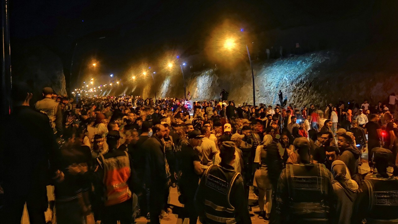 İspanya'ya 5 bin fazla Faslı göçmen giriş yaptı