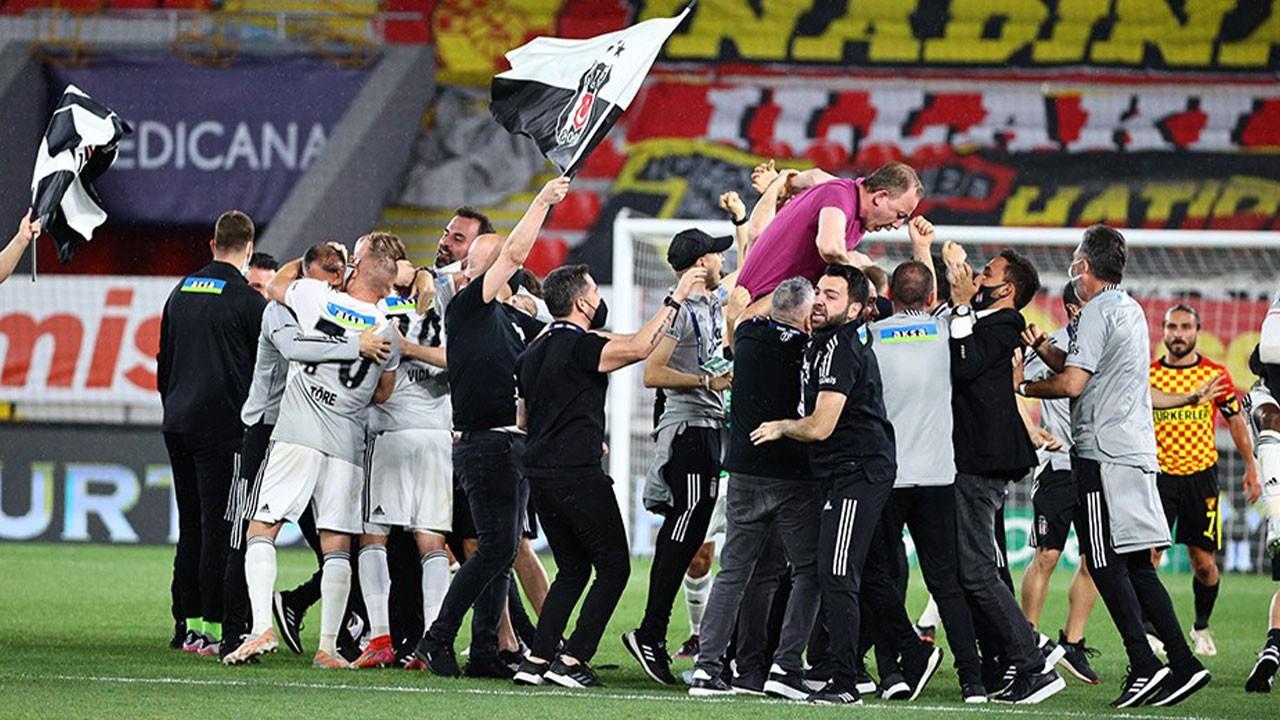 Beşiktaş için güzel haber: Chelsea 4. bitirdi
