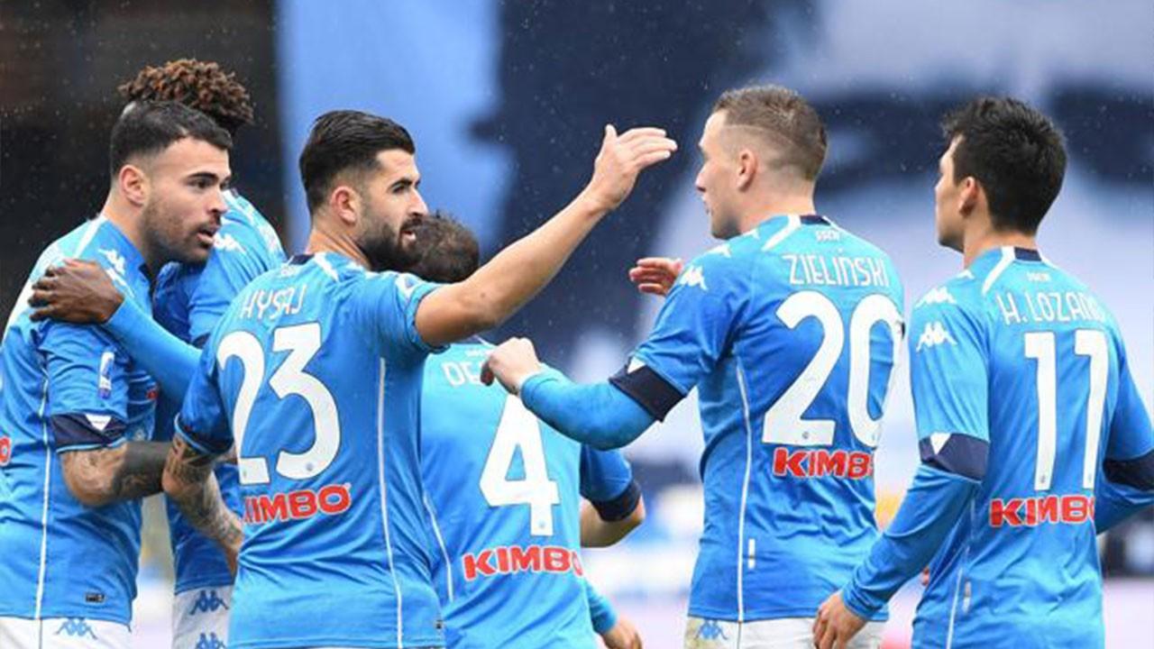 Fiorentina 0 Napoli 2