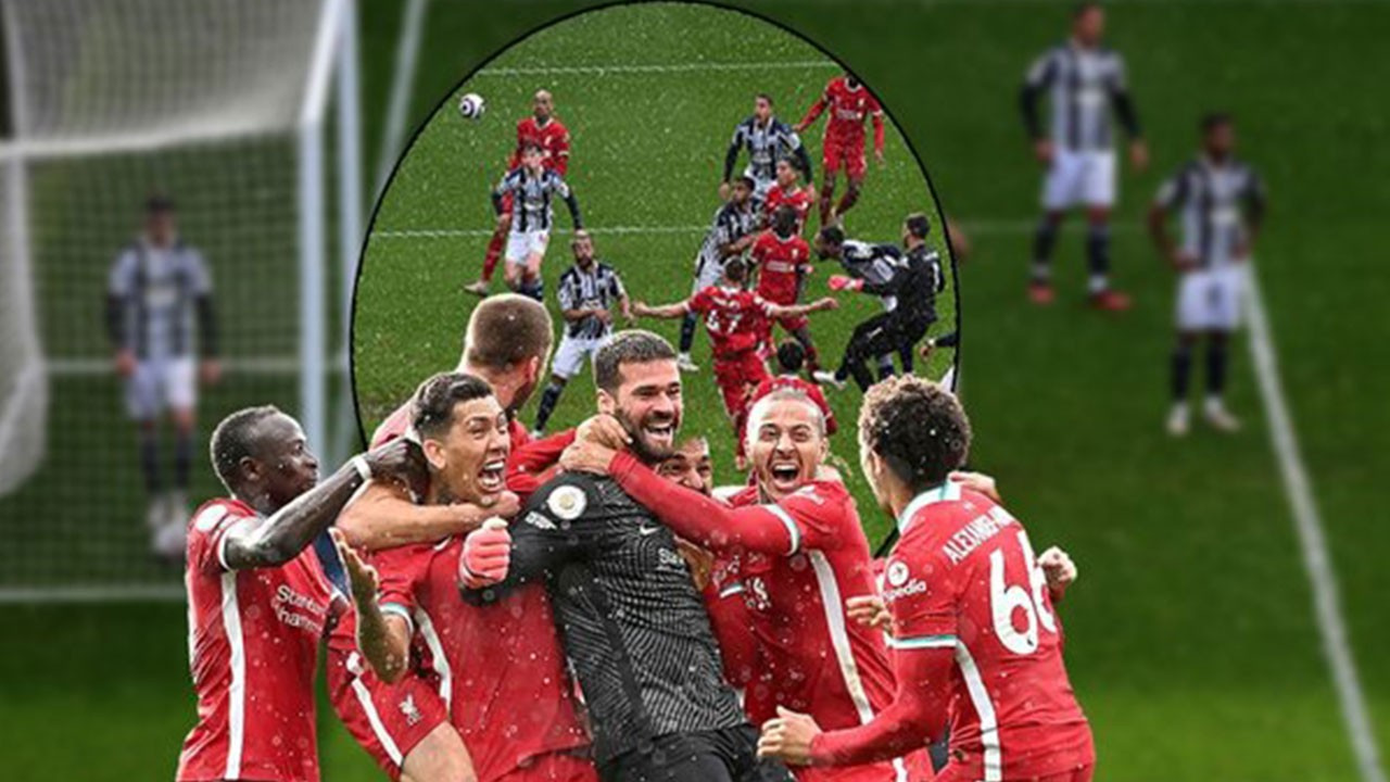 West Bromwich 1 Liverpool 2