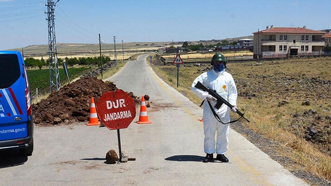 Kars'ta iki köy karantina altına alındı