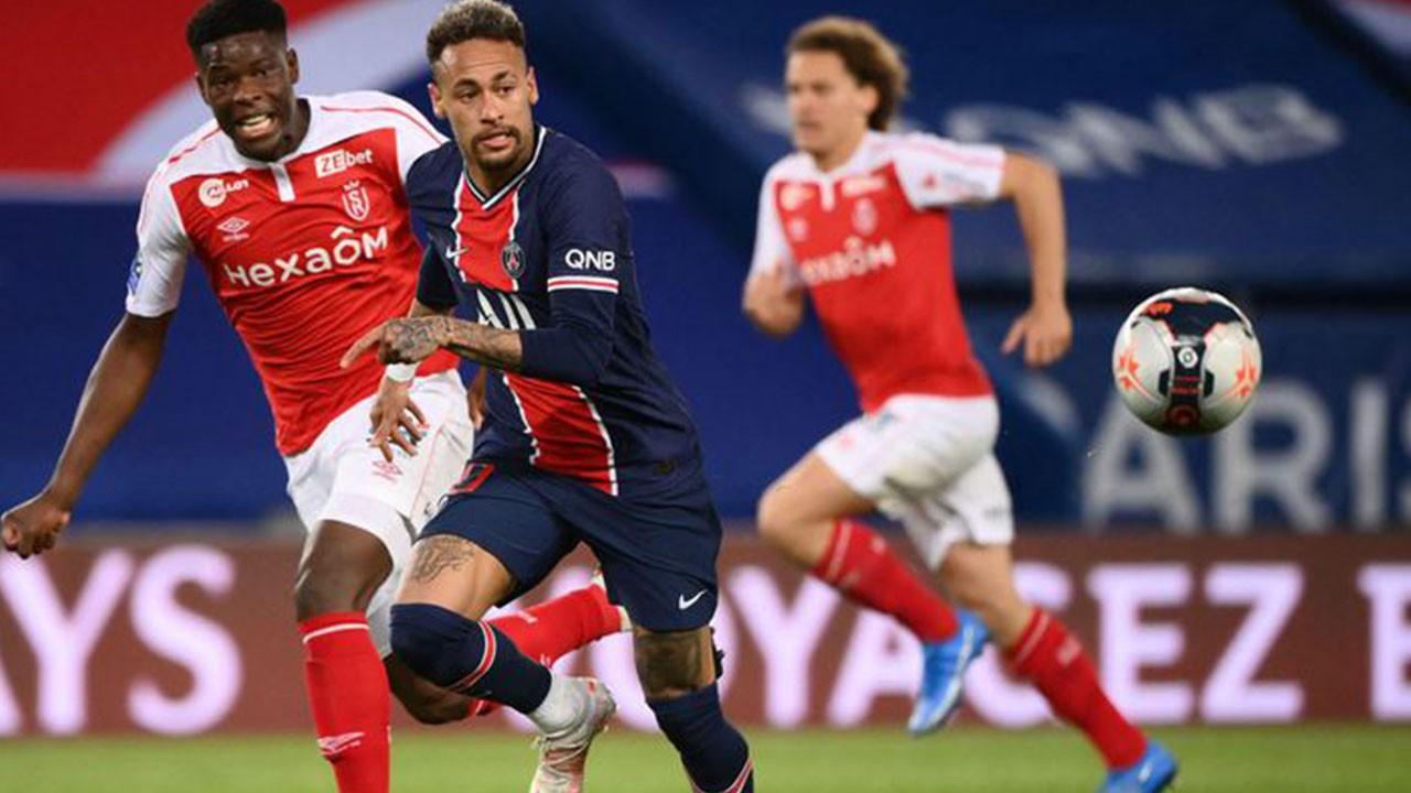 PSG 4 Reims 0