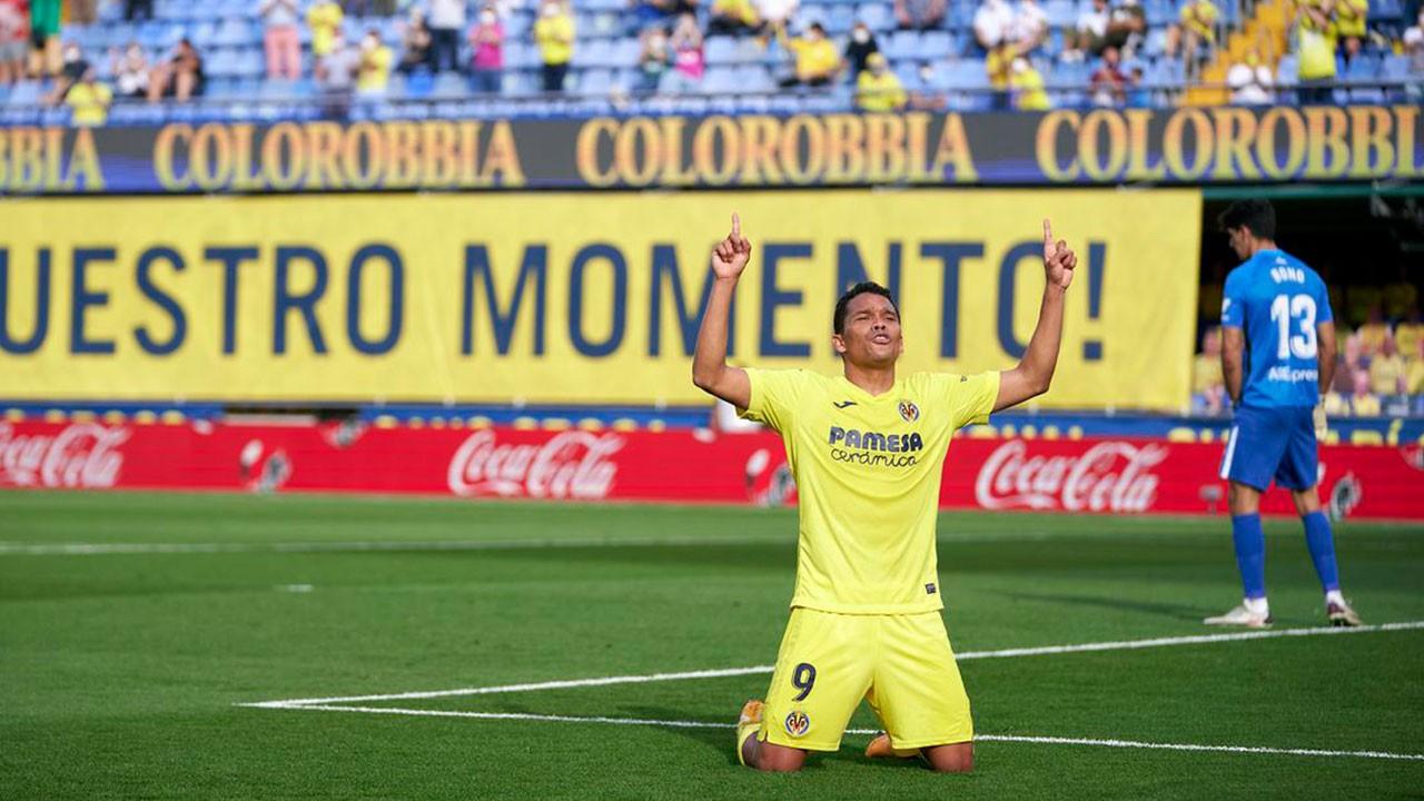 Villarreal 4 Sevilla 0