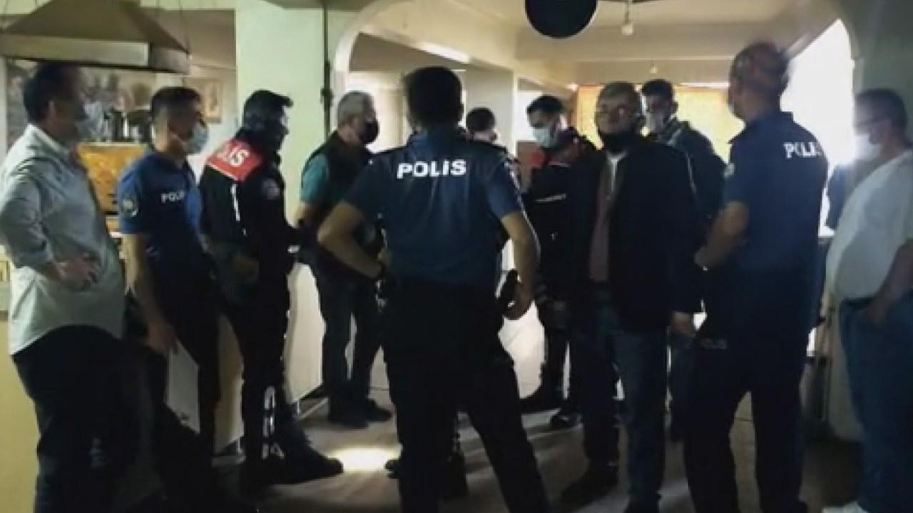 Kahvehane kumar operasyonu: 17 kişiye ceza