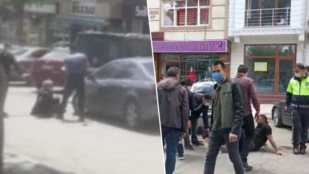 Kars'ta silahlı kavga: 2 yaralı