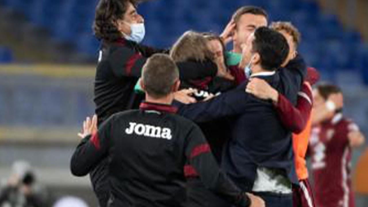 Lazio 0 Torino 0