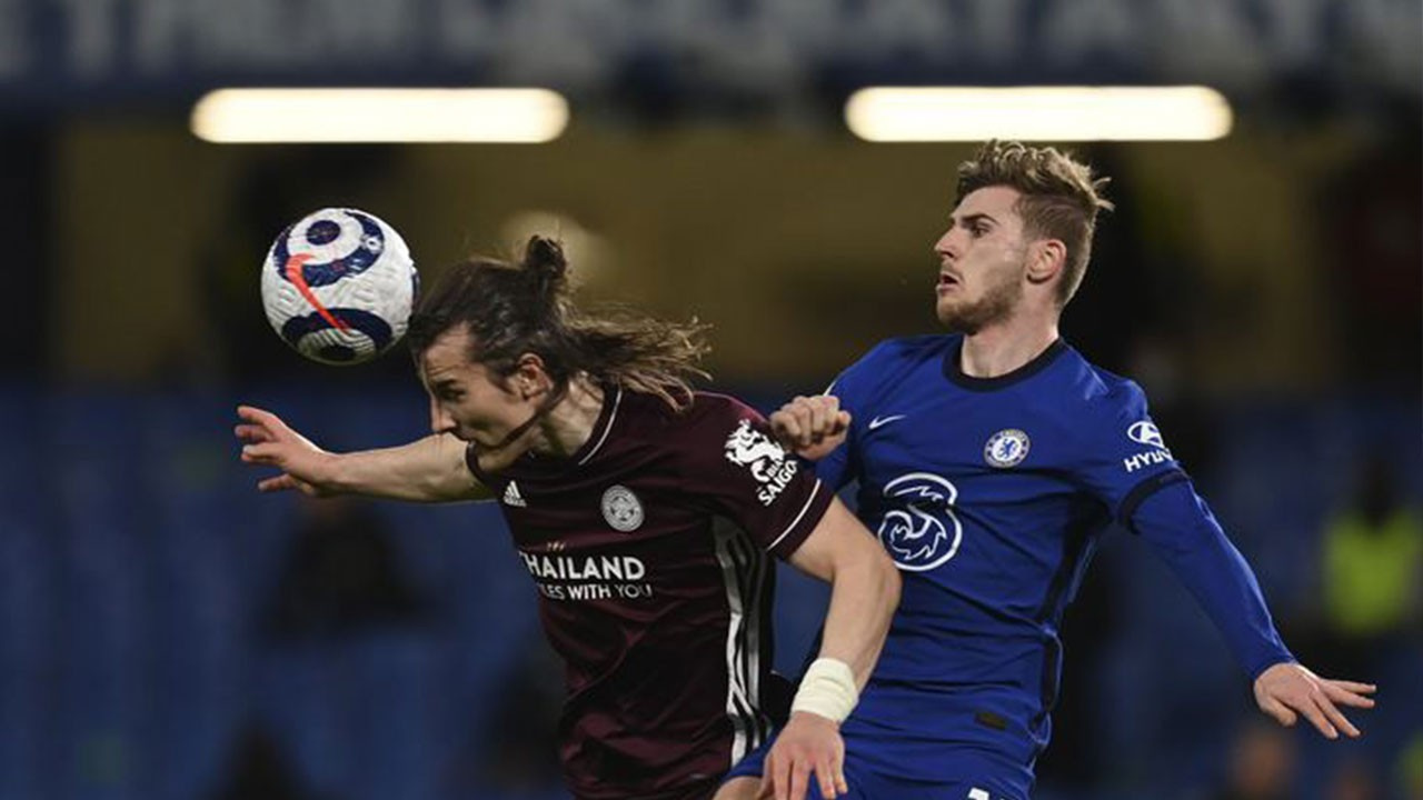 Chelsea 2 Leicester City 1