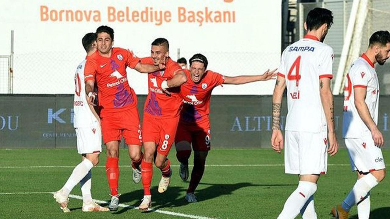 Altınordu 1 Samsunspor 0