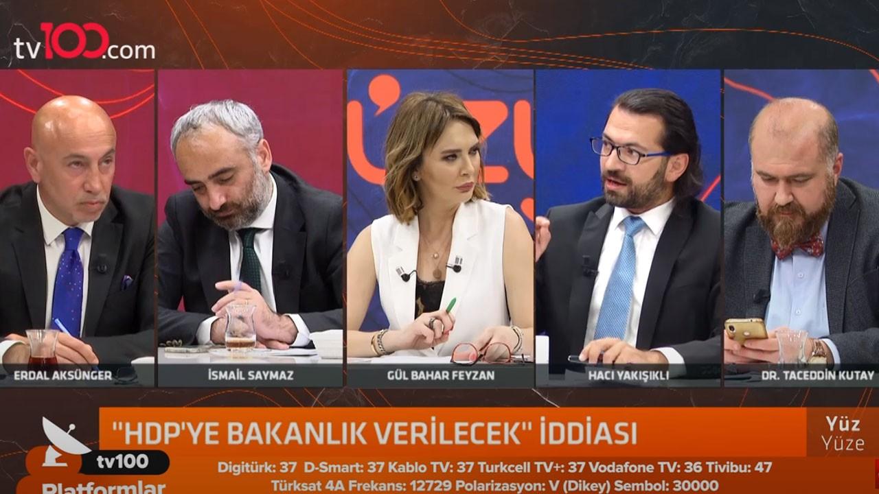 HDP Bakanlık mı istedi? Yüz Yüze - 19 Mayıs 2021