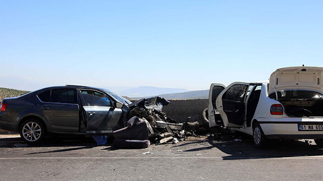 Gaziantep'te korkunç kaza: 2 ölü, 8 yaralı