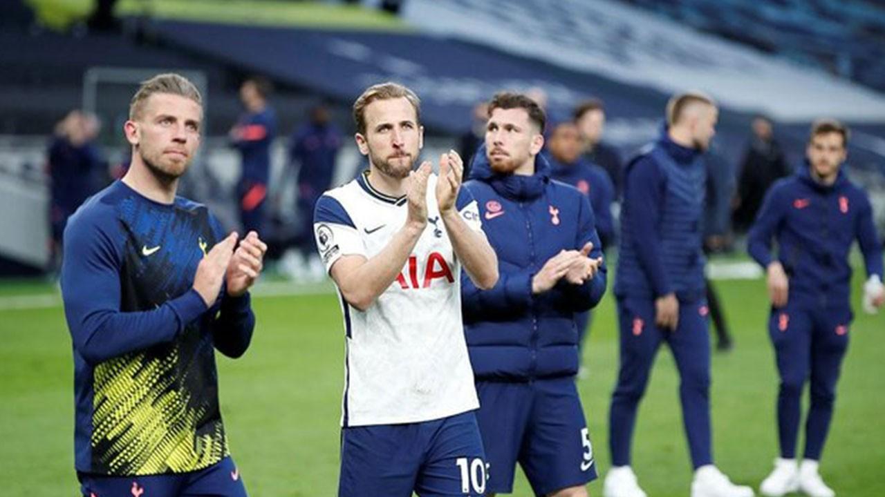 Tottenham 1 Aston Villa 2