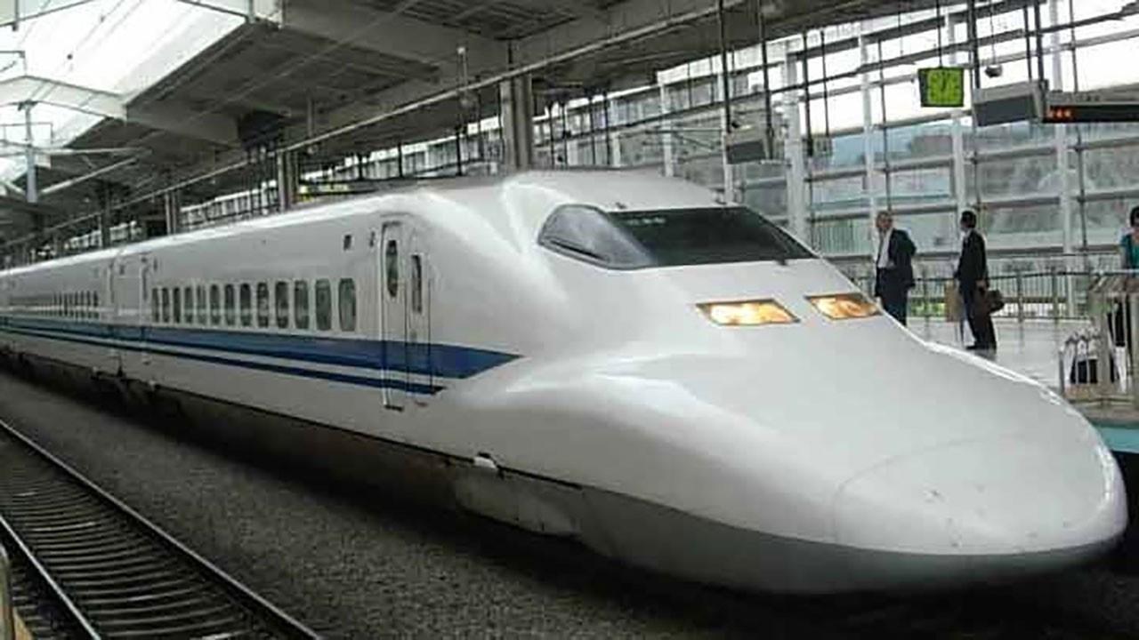 Japonya'daki hızlı trende skandal!