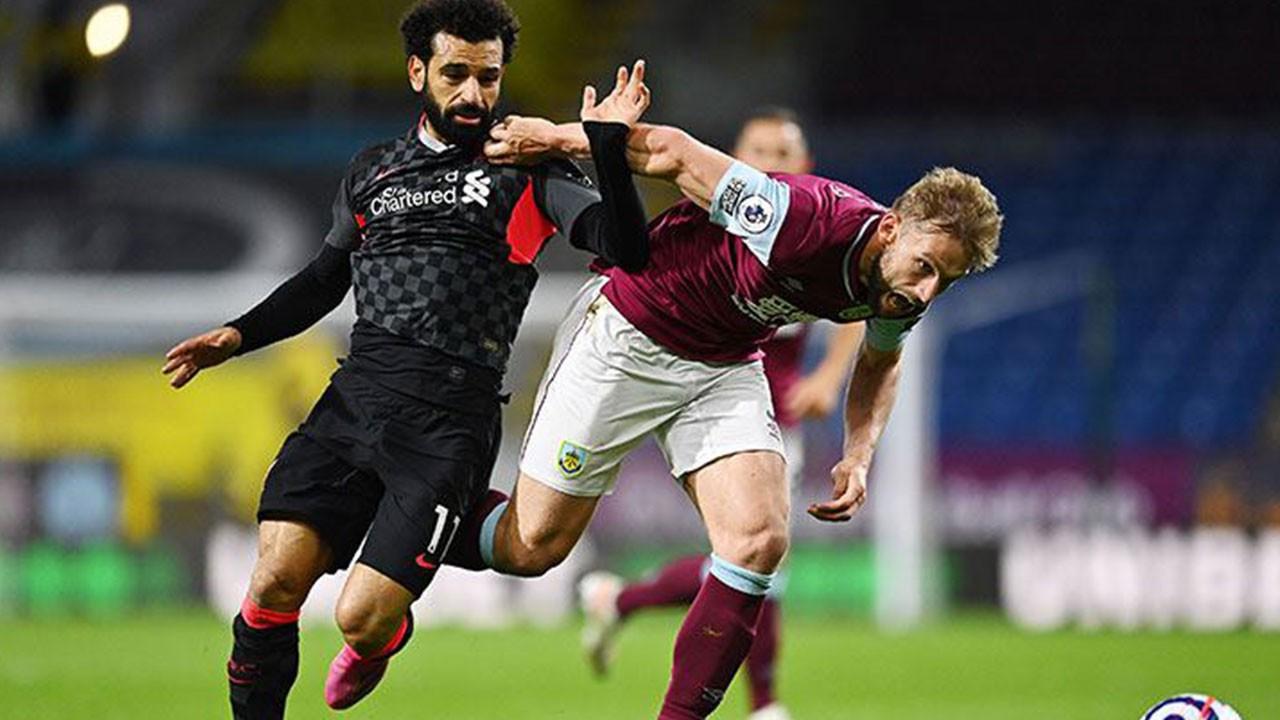 Burnley 0 Liverpool 3