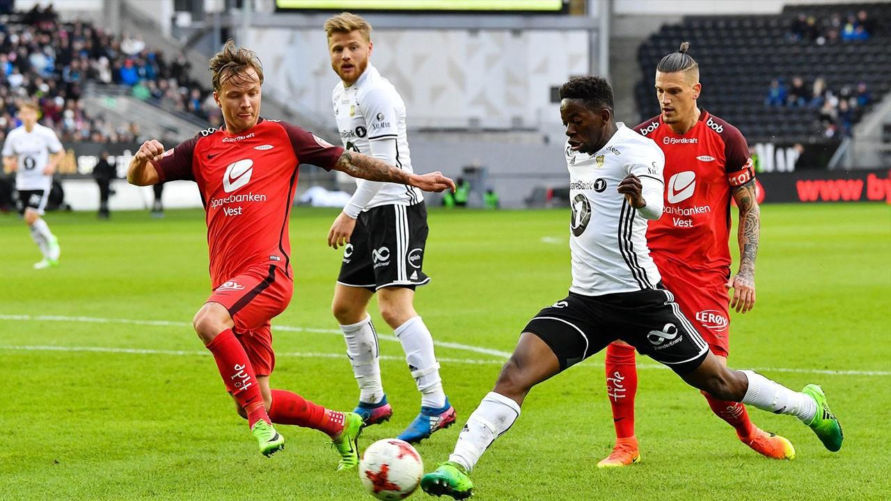 Rosenborg 3 Brann 2