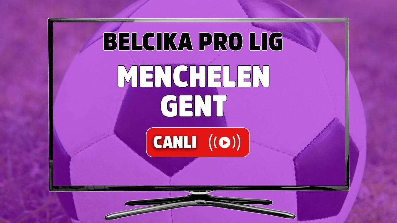Menchelen - Gent Canlı