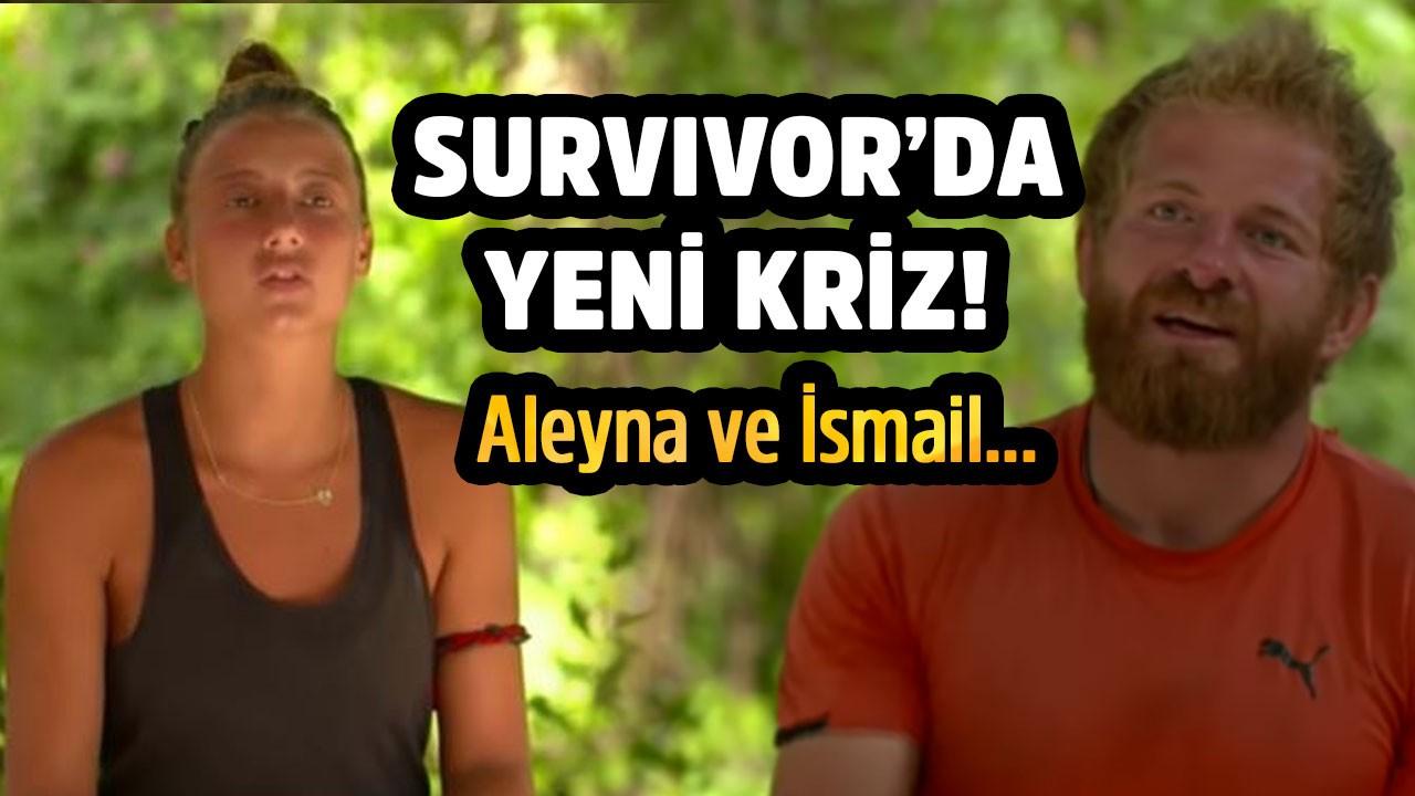 Survivor'da yeni kriz!