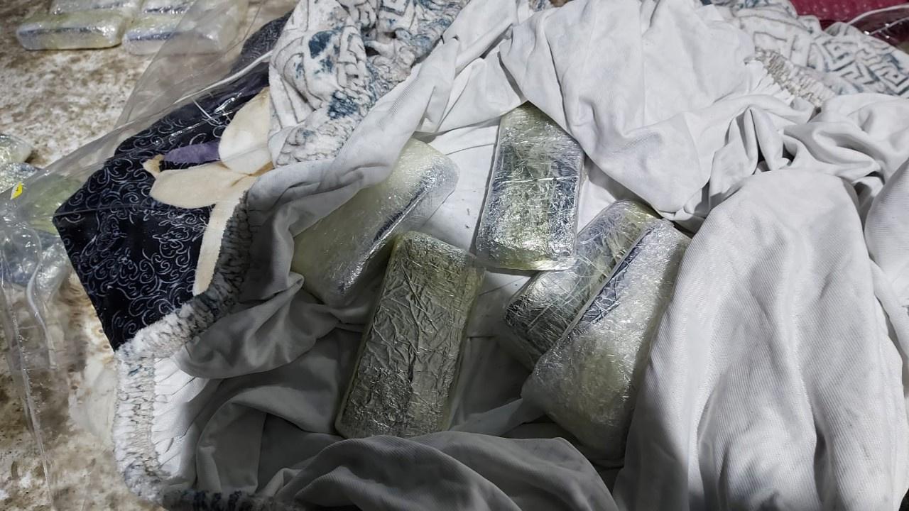 Ağrı'da 1 ton 260 kilo uyuşturucu ele geçirildi