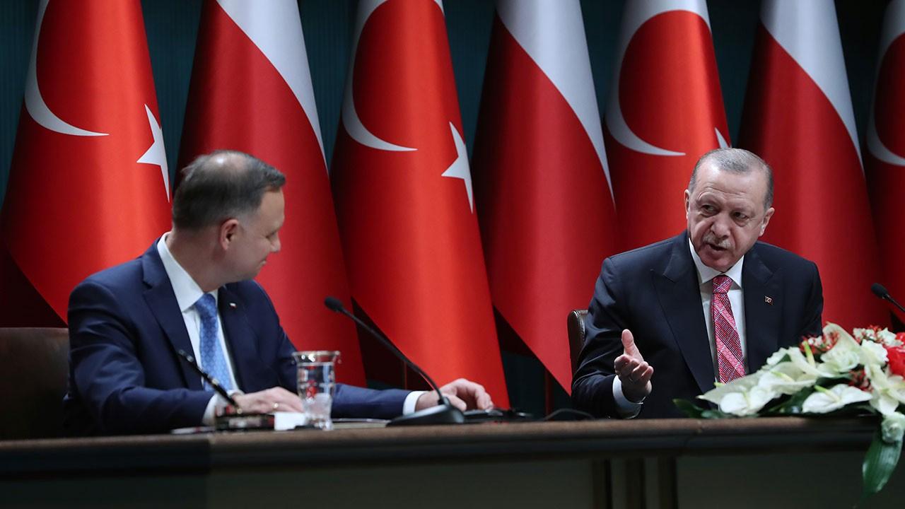 Erdoğan' duyurdu! Türkiye tarihinde bir ilk