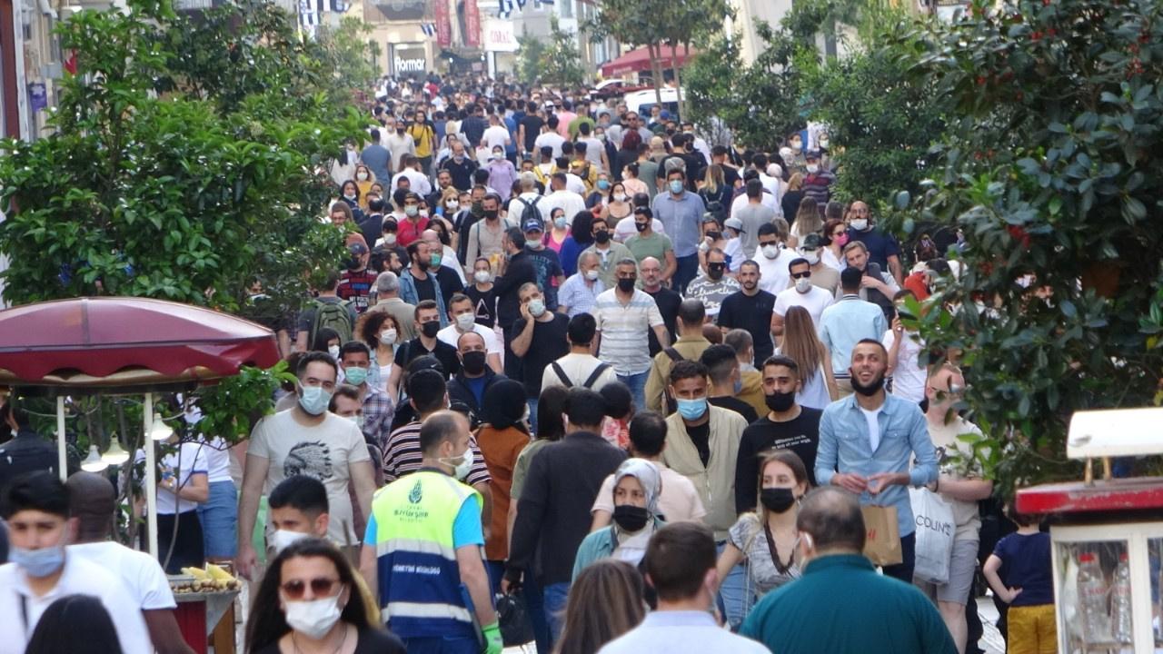 İstiklal Caddesi normale döndü;