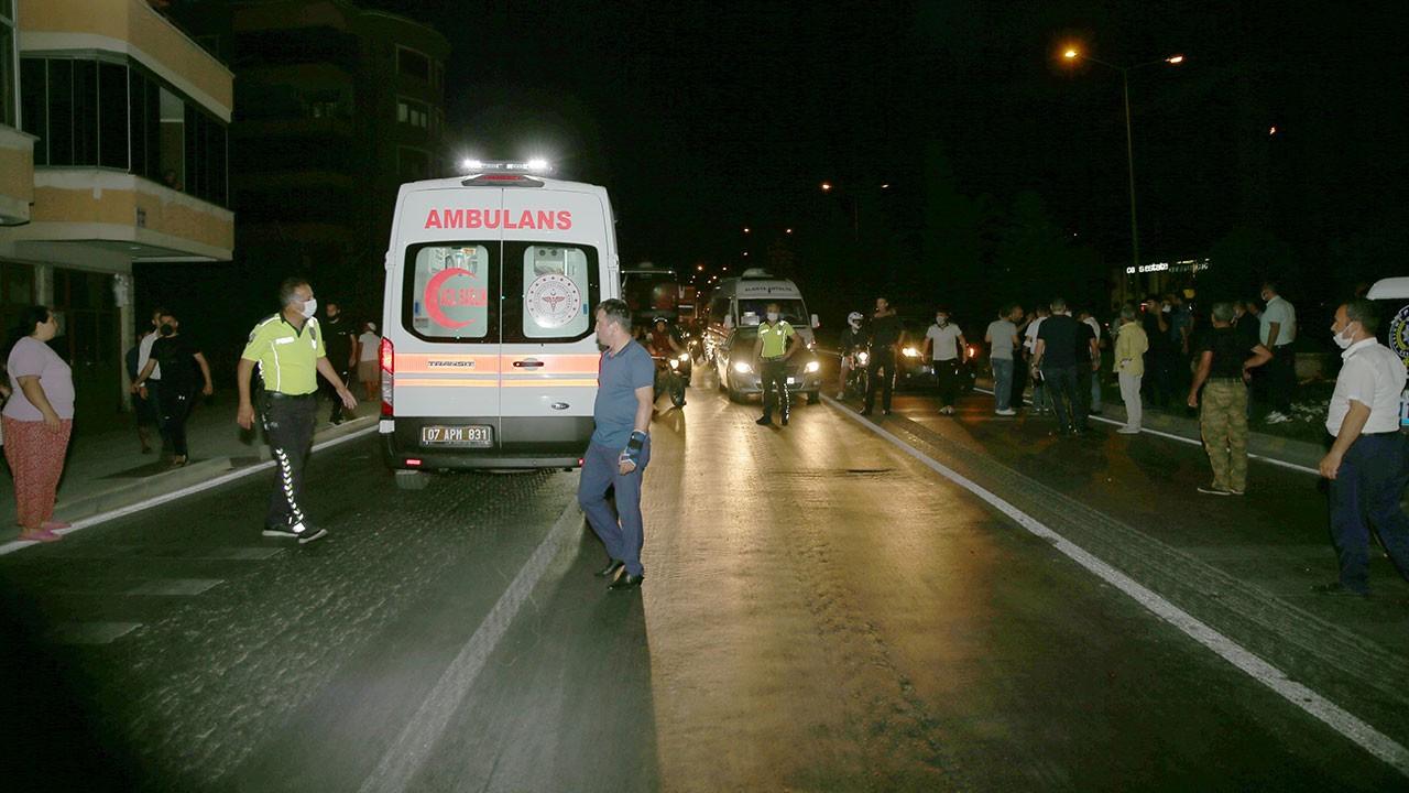 Trafik kavgası kanlı bitti: 1 ölü, 3 yaralı