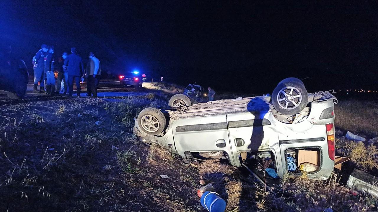 Facia! Anne hayatını kaybetti, 4 çocuk yaralı