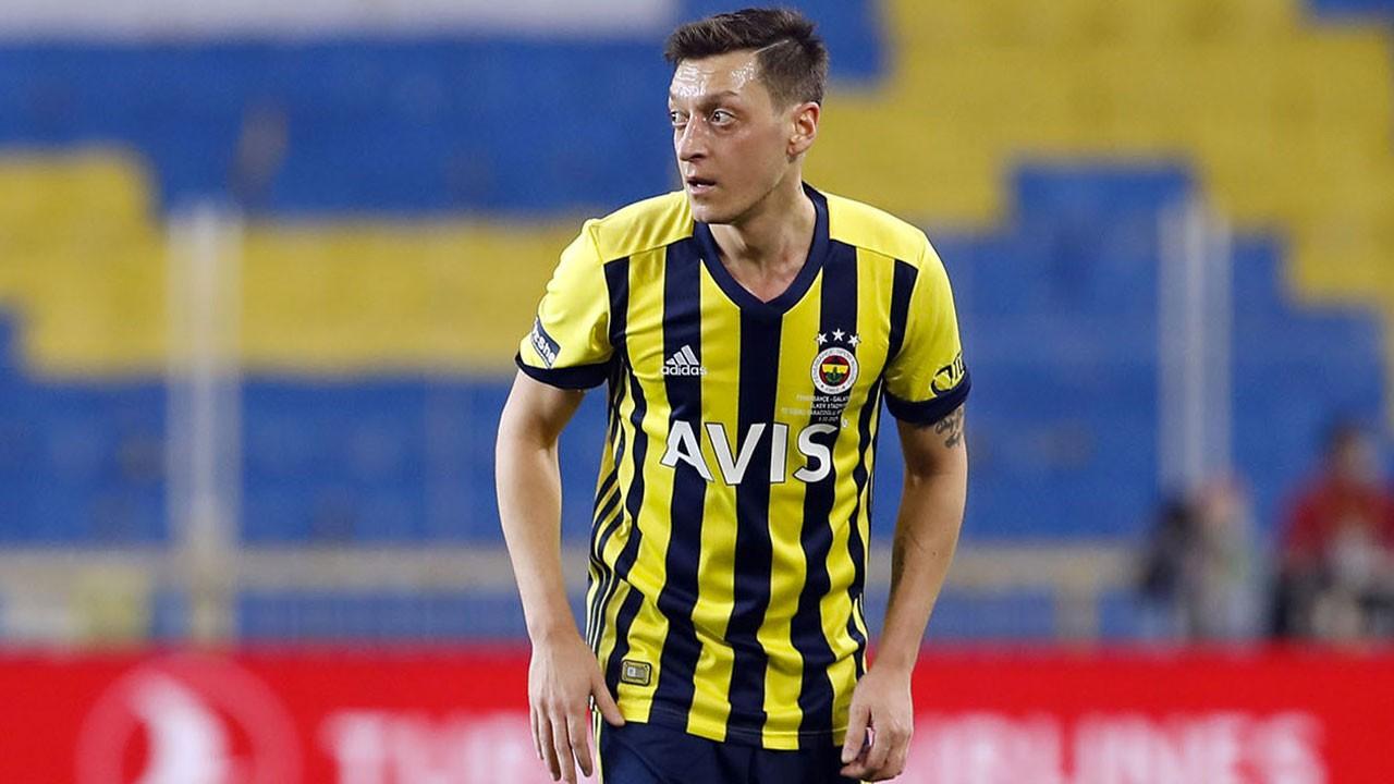 Fenerbahçe'de Mesut Özil için karar verildi!