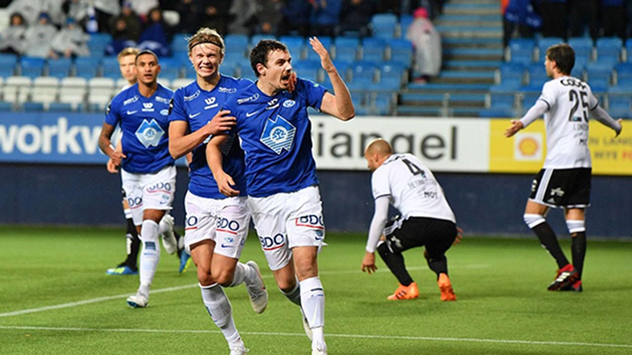 Rosenborg 2 Molde 3
