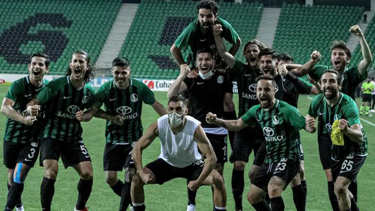 Sakaryaspor 5 Kırşehir Belediyesi Spor 1