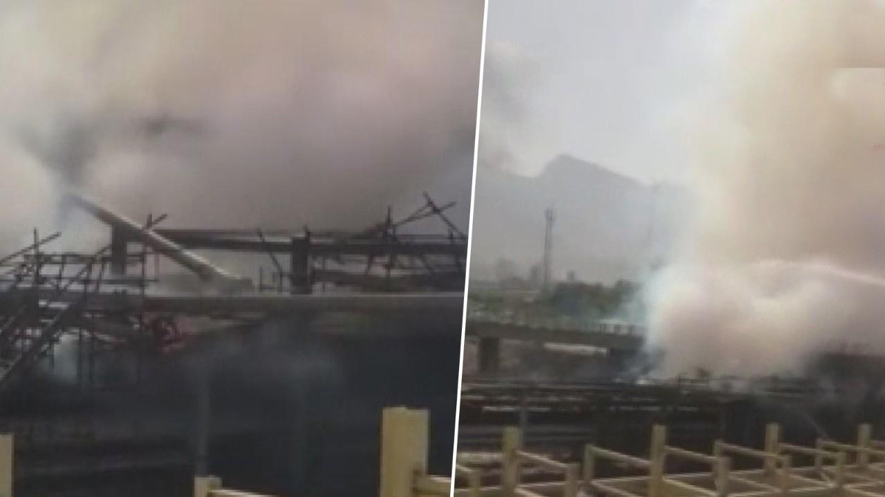 İran'da petrokimya tesisinde patlama