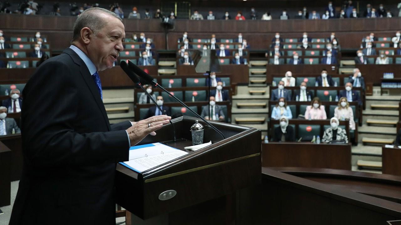 Erdoğan'dan Süleyman Soylu ve Binali Yıldırım'a destek açıklaması
