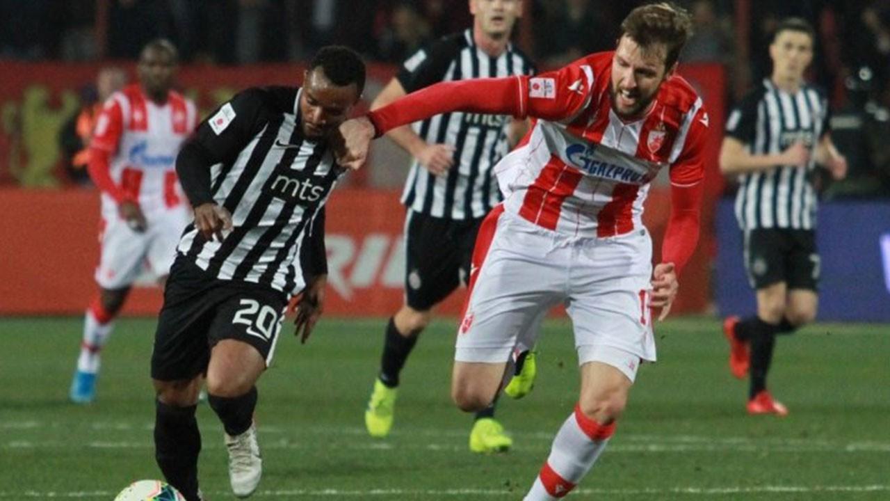 Kızıl Yıldız 0 Partizan 0