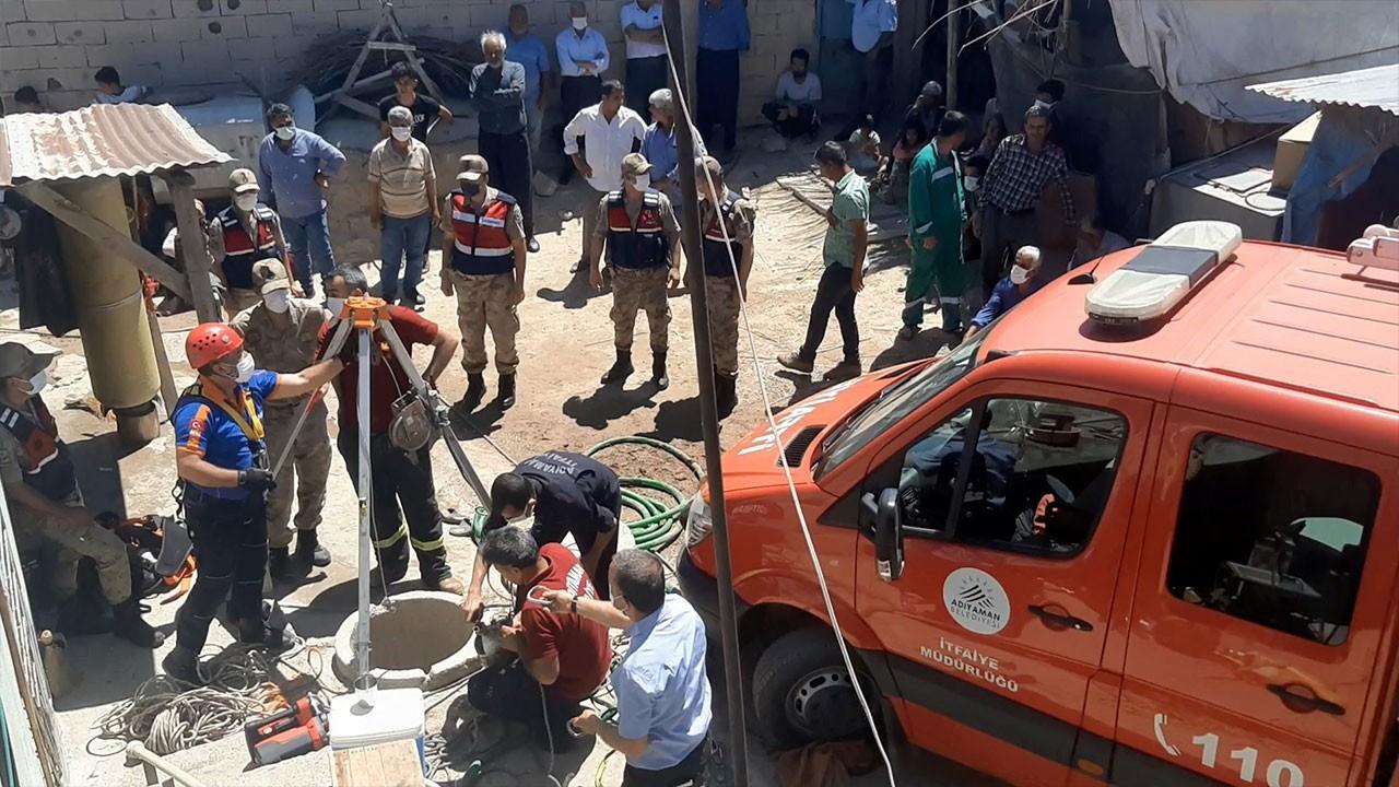 Adıyaman'da kuyu temizleyen 3 kişi zehirlendi