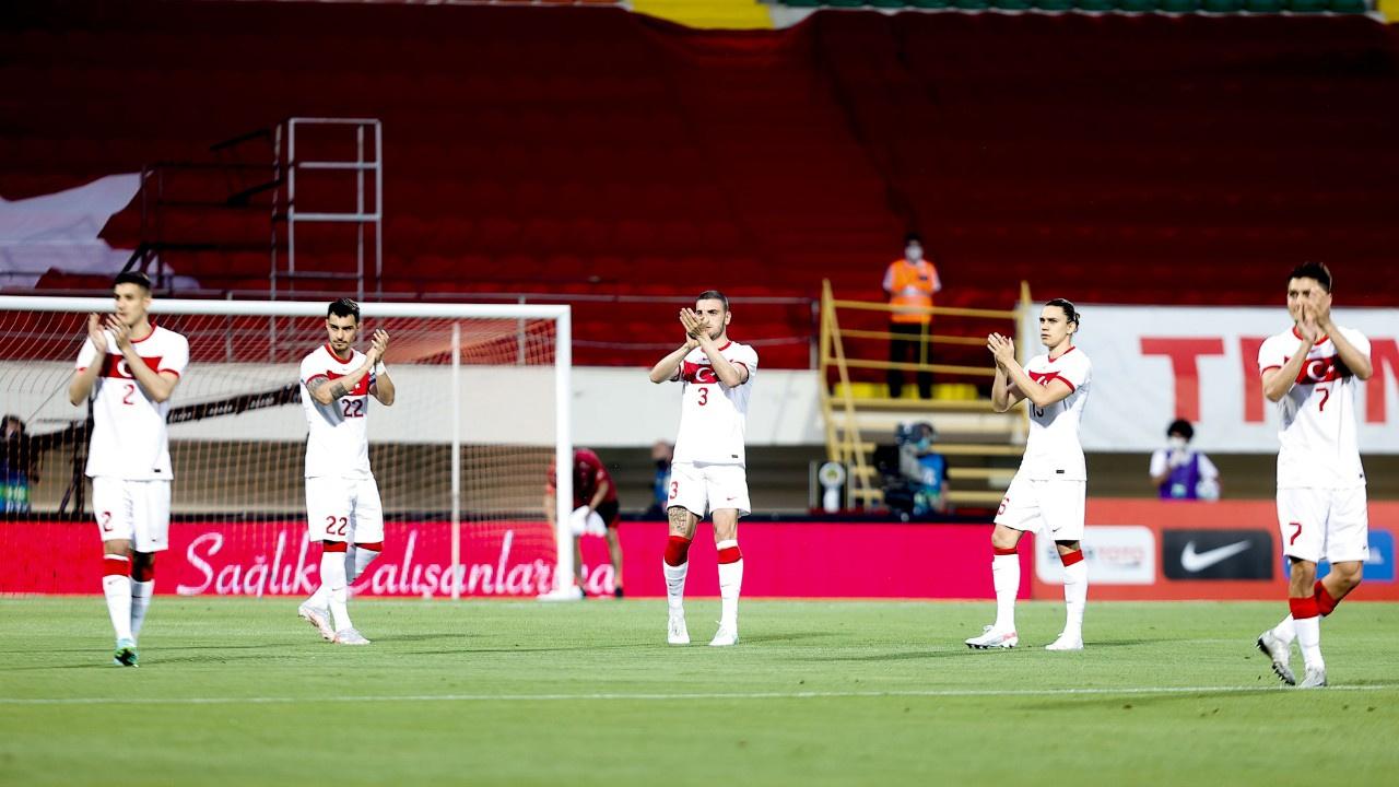 Türkiye Euro 2020 için Azerbaycan ile karşılaştı