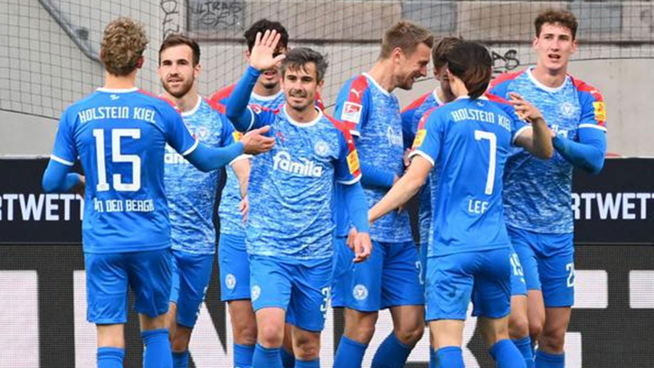 Köln 0 Holstein Kiel 1