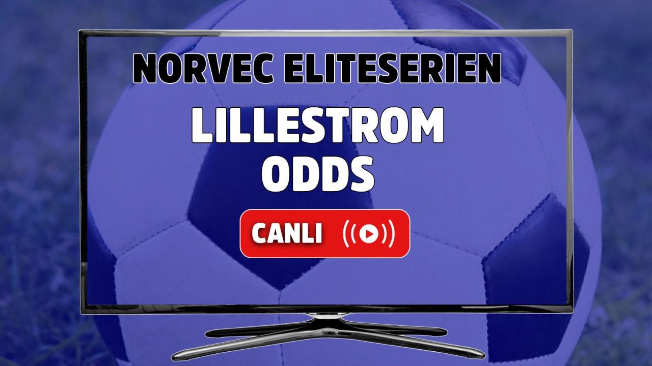 Lilleström - Odds Canlı