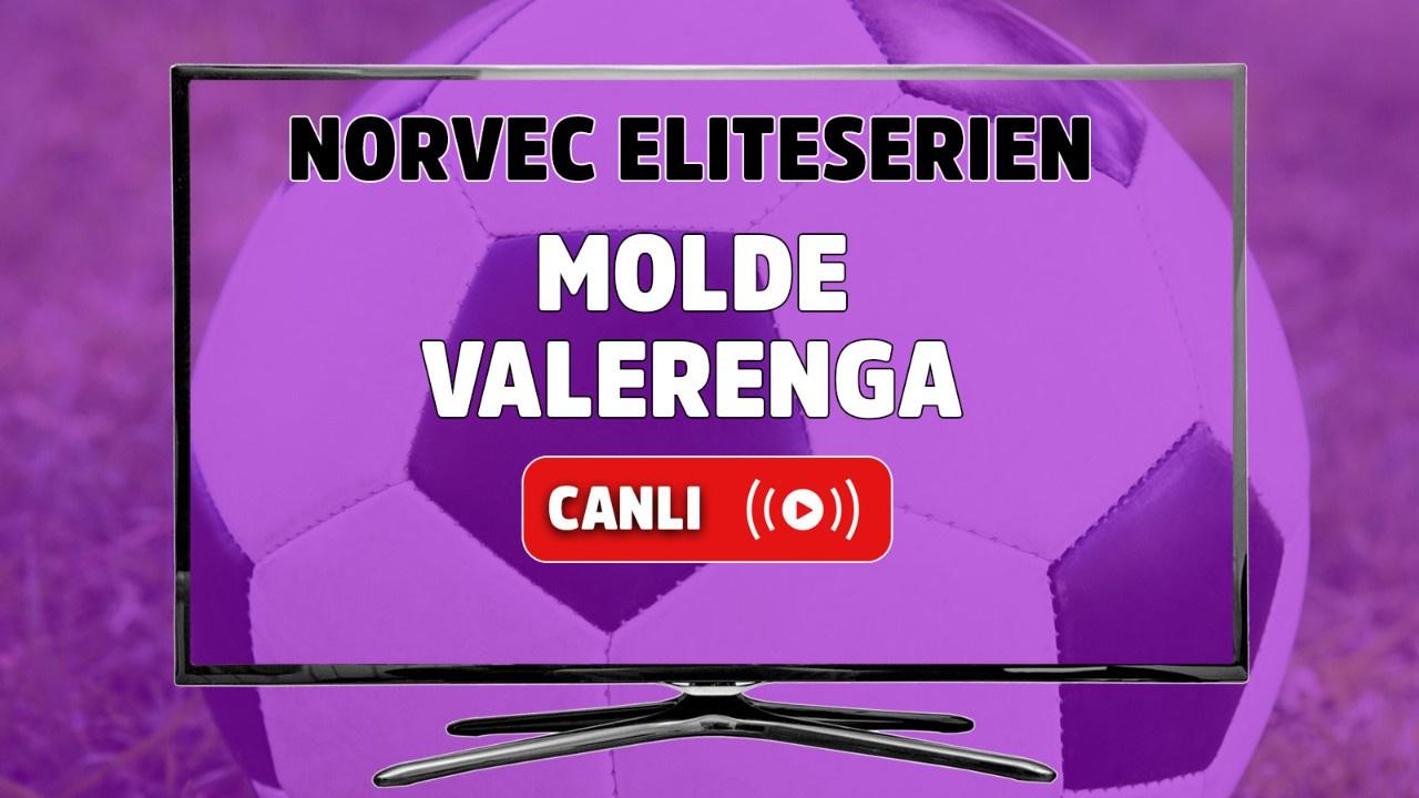 Molde - Valerenga Canlı