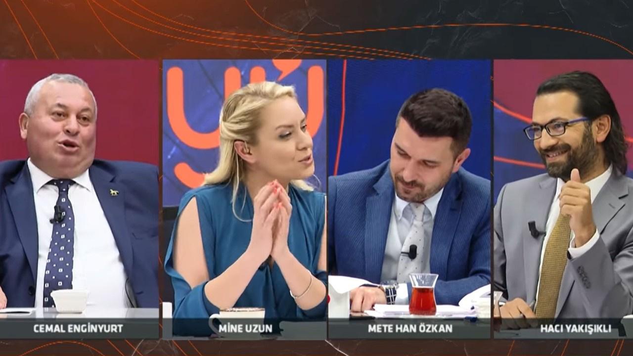 Canlı yayında Ak Türkçe dedi sosyal medya yıkıldı!