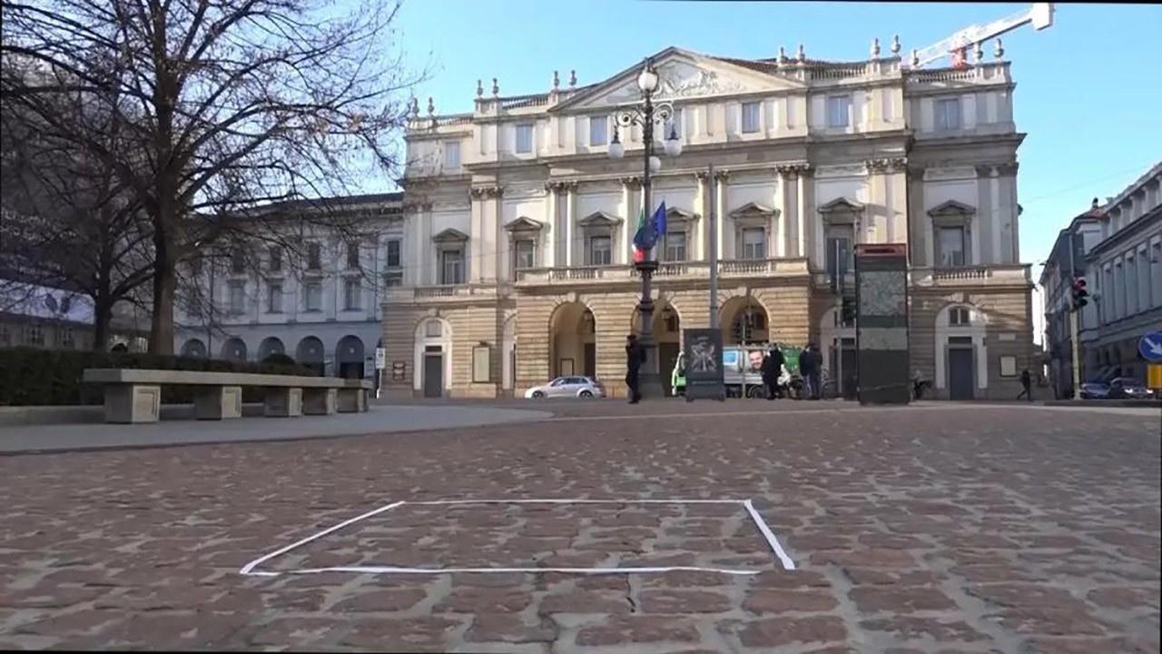 'Görünmez Heykel' 15 bin Euro'ya satıldı