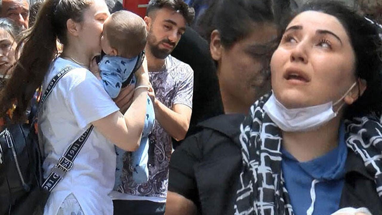 İstanbul'da can pazarı! Gören sinir krizi geçirdi