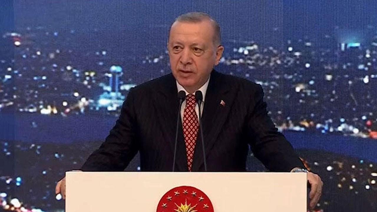 Cumhurbaşkanı Erdoğan'dan Kanal İstanbul tarihi