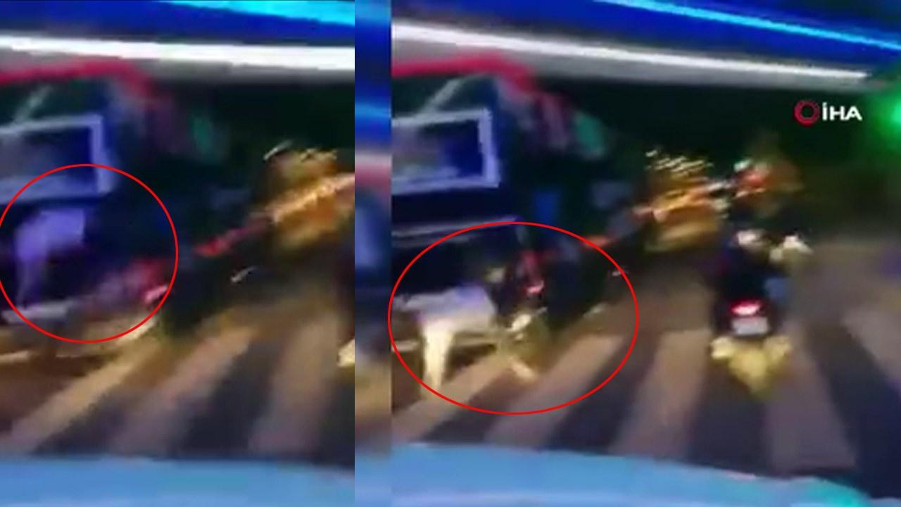 Kocaelispor'un şampiyonluk turunda feci kaza!