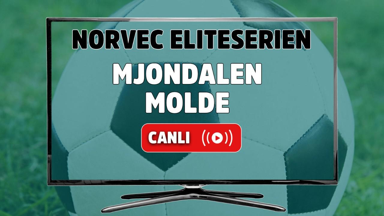 Mjondalen - Molde Canlı