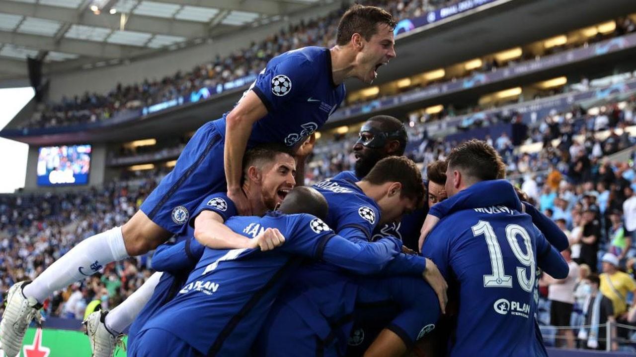Şampiyonlar Ligi şampiyonu Chelsea!