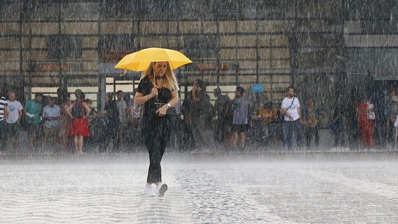 Meteoroloji uyardı! Kritik yağış uyarısı!