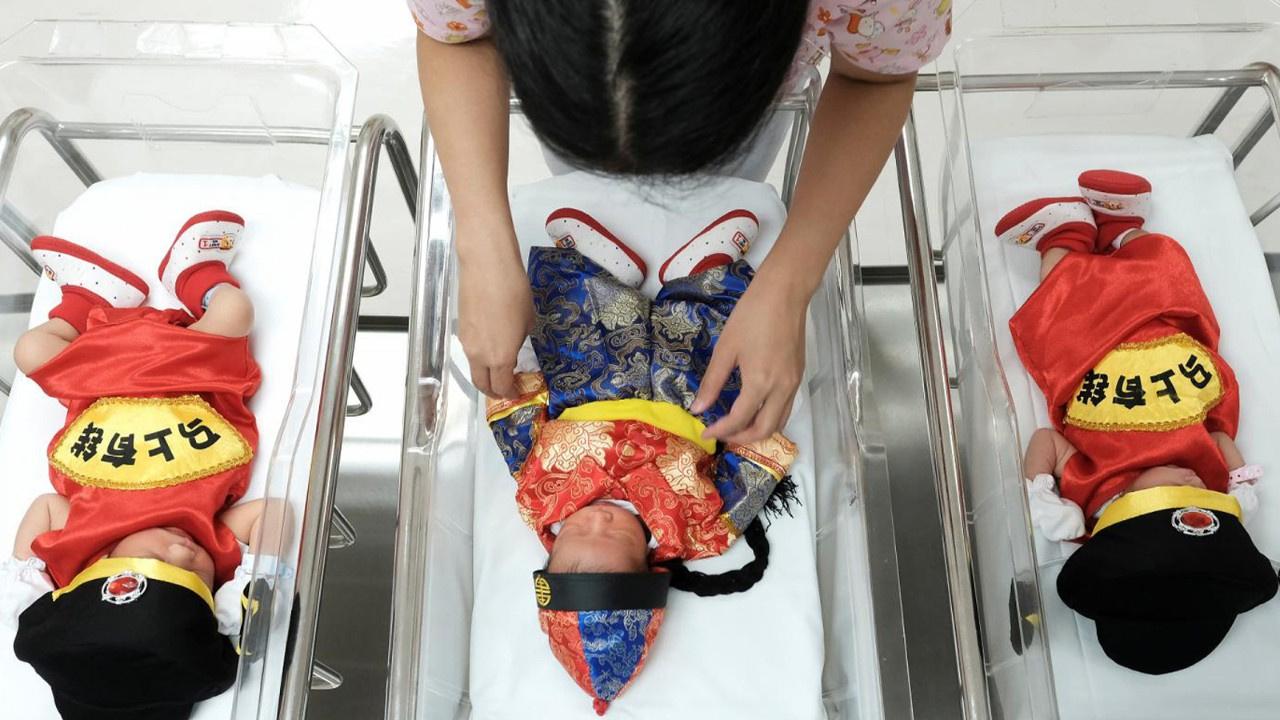 Çin'de üç çocuğa izin çıktı