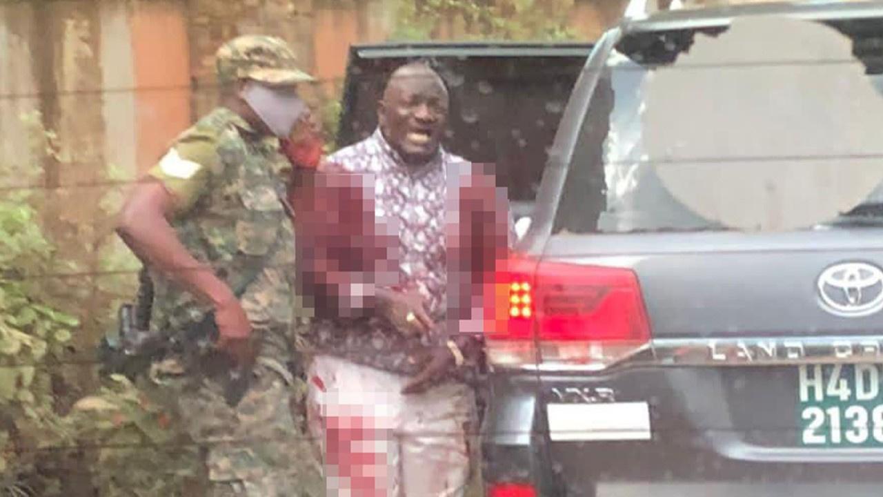 Uganda Ulaştırma Bakanı Wamala'ya silahlı saldırı