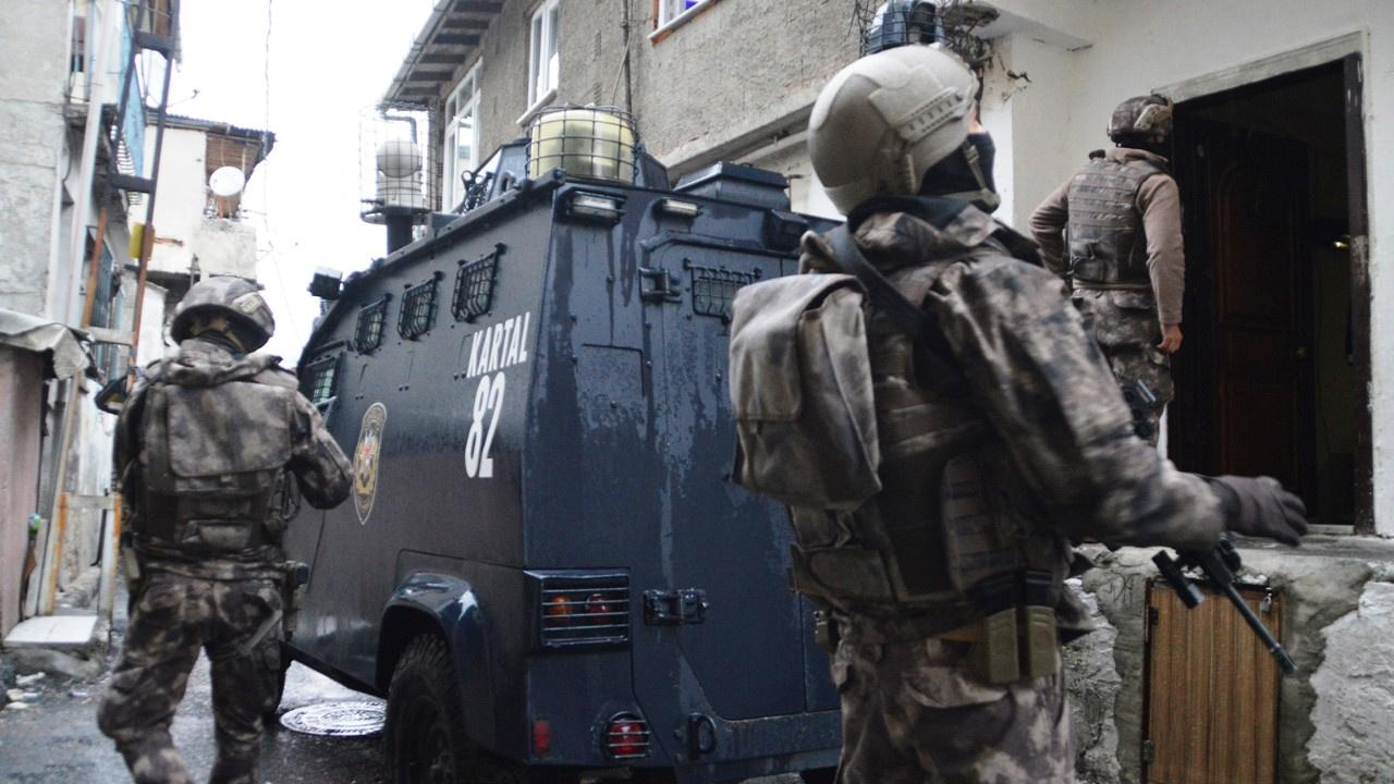 Dev operasyonda 269 kişiye gözaltı!