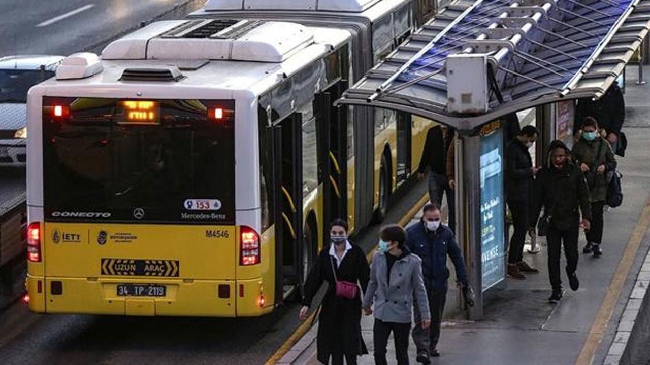 Toplu taşımada normalleşme düzenlemesi!
